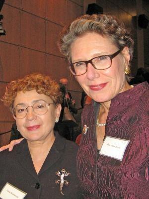 Fiana Kukliansky and Anne Derse
