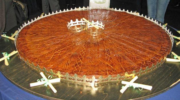Kings? Cake pastry