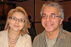 Katka Reszke and Slawomir Grunberg