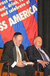 Rabbi Buchwald Reacts to Michael Steinhardt