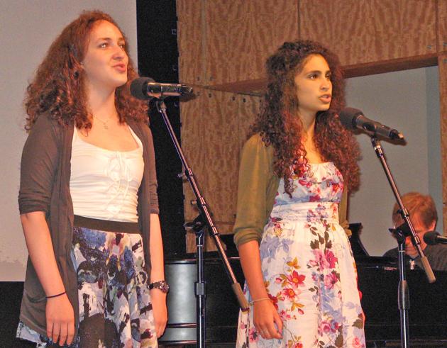Reyna Schaechter and Mira Kessler
