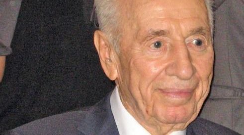 Israeli leader Shimon Peres dies at 93