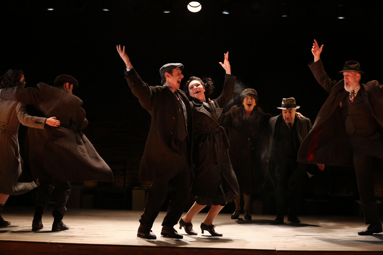 Indecent at the Vineyard Theatre