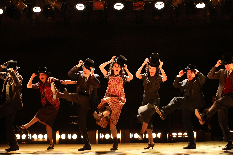 """Indecent"" at the Vineyard Theatre"