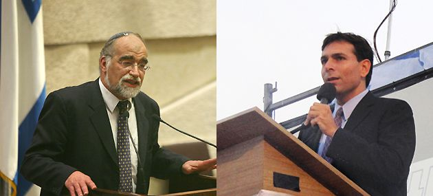 Common Cause: Knesset members David Rotem and Danny Danon have both presented bills targeting NGOs.