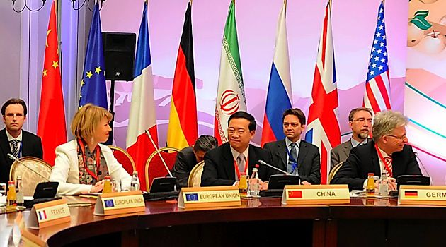 Six world powers met in Kazakhstan?s commercial hub, Almaty to discuss Iran?s nuclear program.