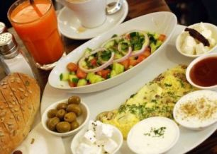 Why breakfast is most jewish meal of the day the forward for Ancient israelite cuisine
