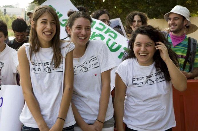 israeli teens tell netanyahu they won t serve idf the forward