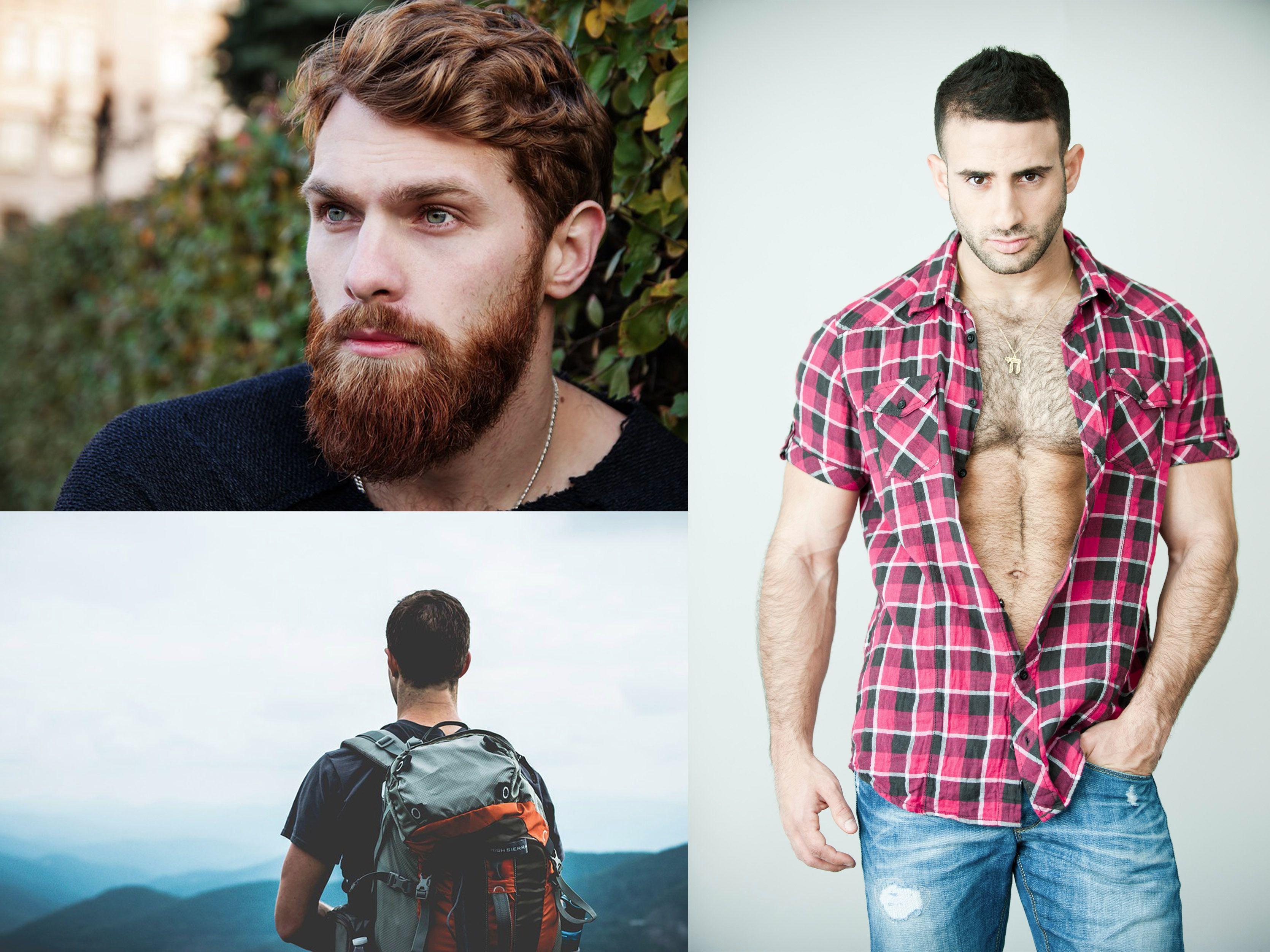 men from israel