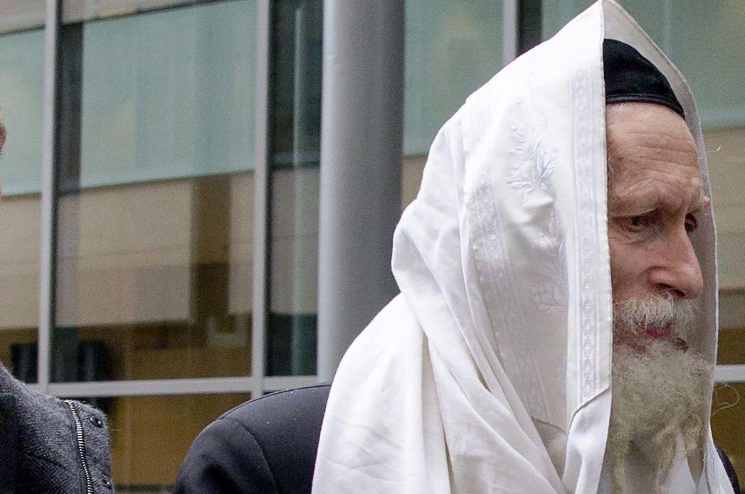 Israeli Rabbi Eliezer Berland.