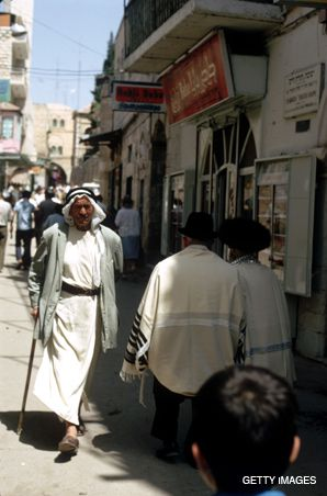 THE JEWISH STATE?: Arab citizens make up a fifth of the Israeli population.
