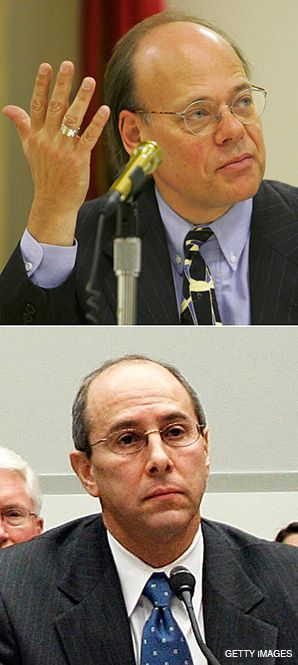 PICKS: Rep. Steve Cohen (top), a Democrat from Tennessee, and Rep. Charles Boustany (bottom), a Republican from Louisiana, were among the political picks of the new J Street project.