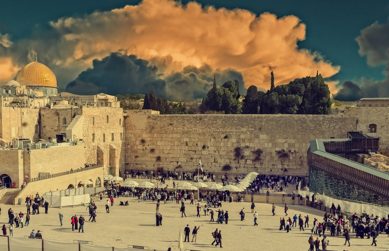 Israel's 'Absurd' Map Of Jerusalem's Old City | HuffPost