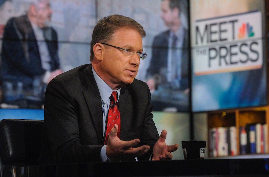 Journalist Jeff Goldberg announced that he may stop reading Haaretz.