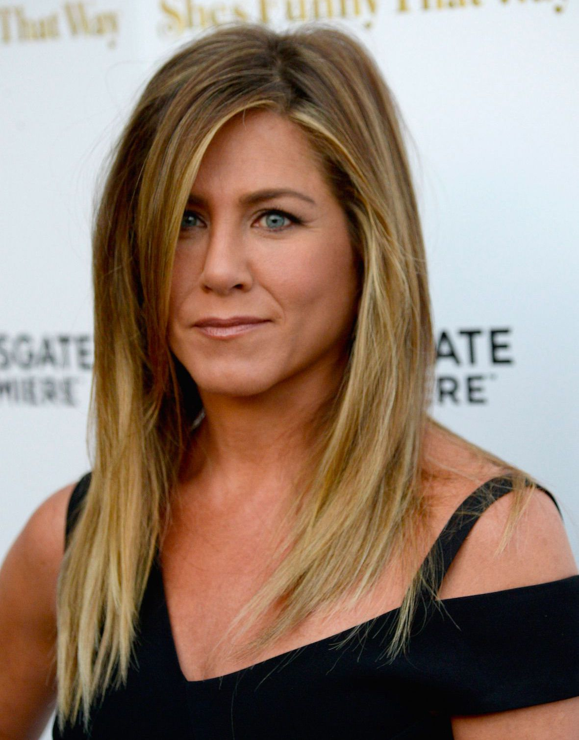Jennifer Aniston on August 19, 2015 in Los Angeles, California