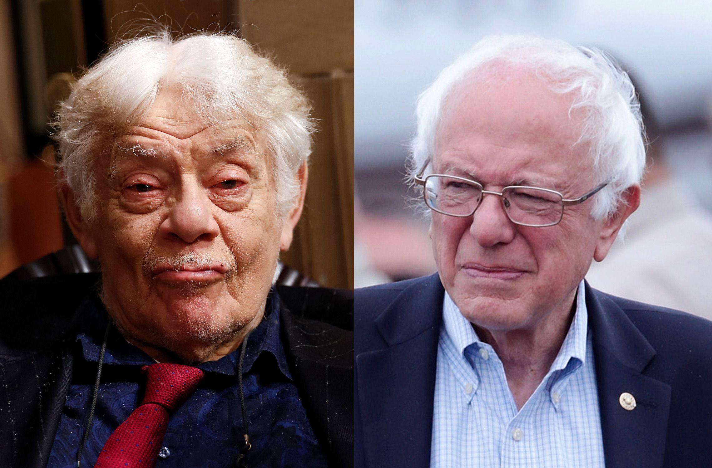 Grumpy Old Men: Jerry Stiller turned 89 on June 7, Bernie Sanders is 74, but both wear their alter kaker-dom with pride.