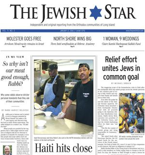 Hitting the Big Time: Even as other papers are scaling back, The Jewish Star is expanding in a bid to grab more readers.