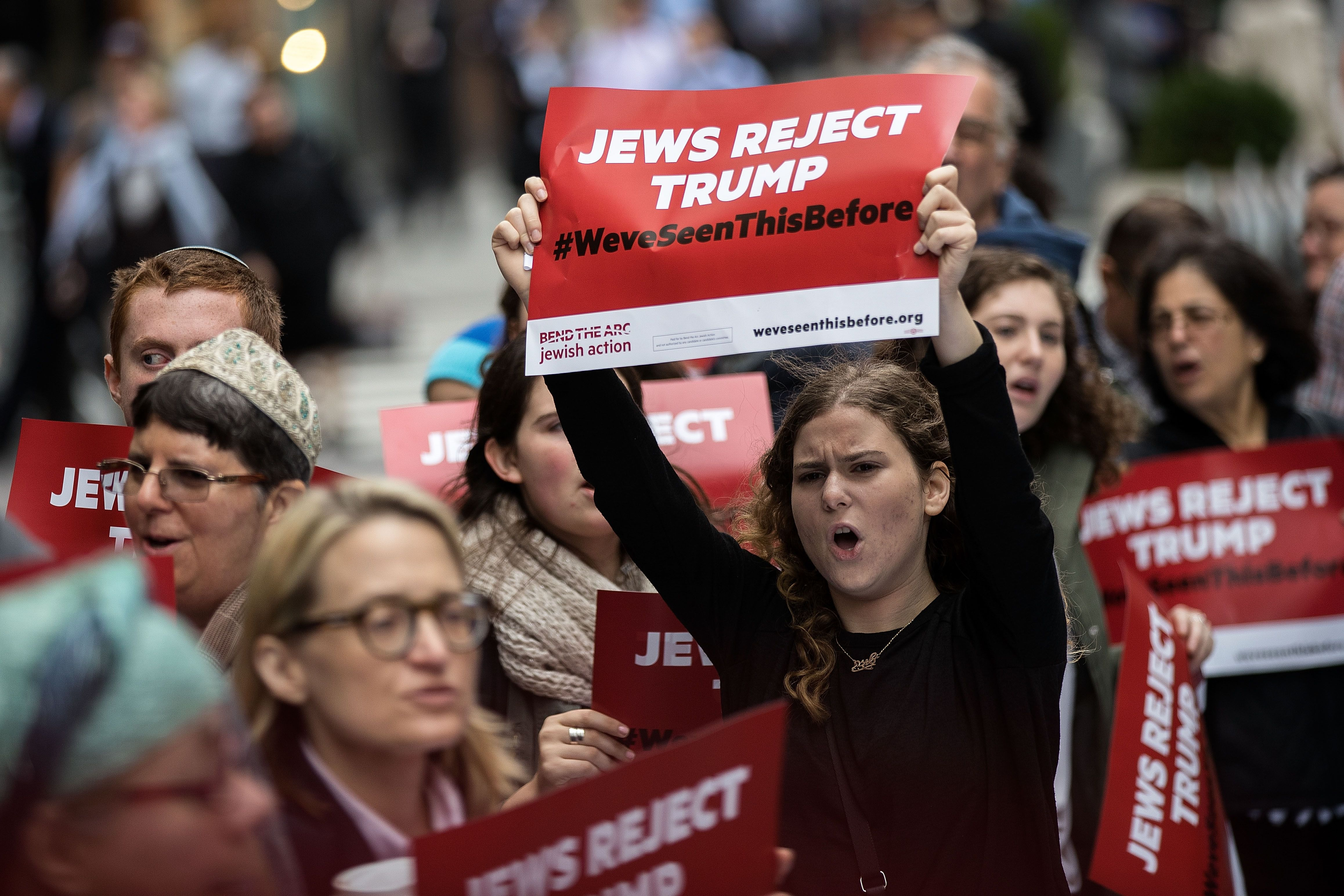 Between Guilt and Fear: White, Jewish, and Female after a Trump ...