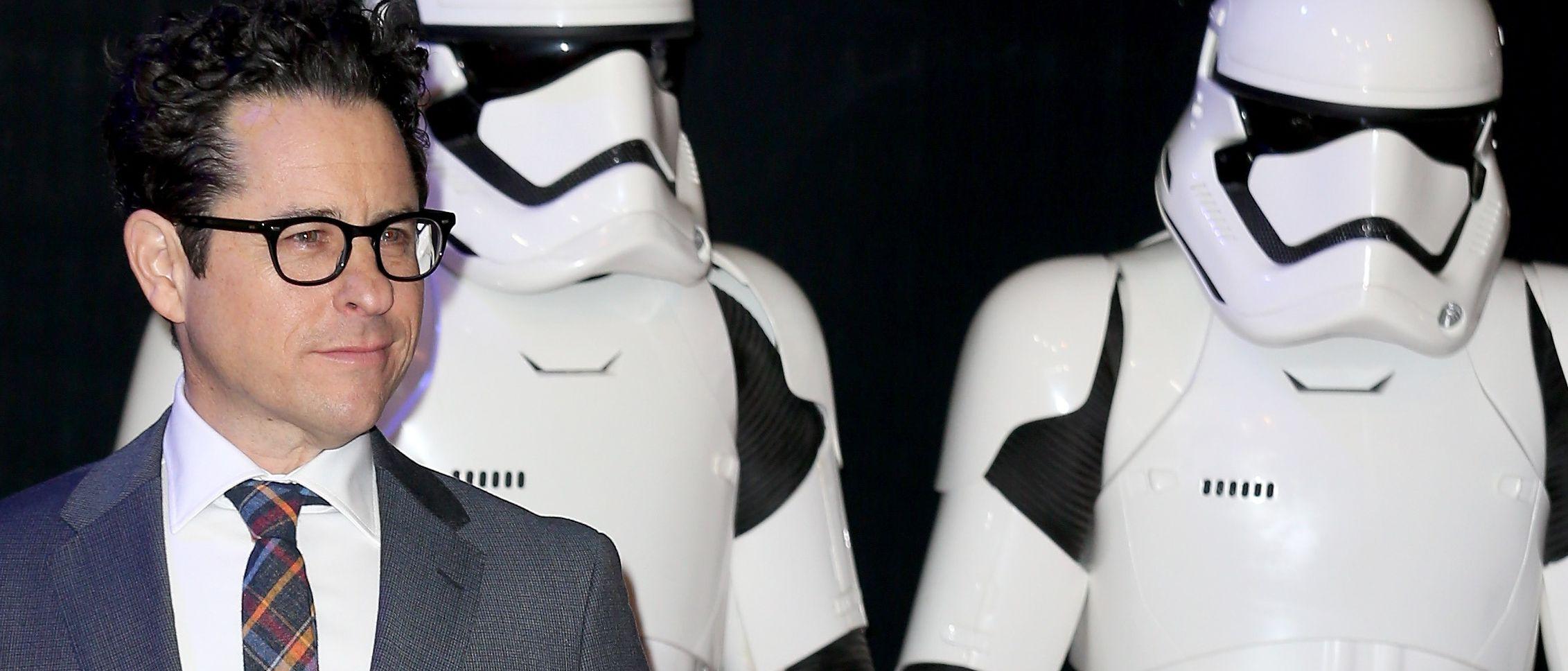 JJ Abrams Star Wars The Force Awakens Destroys Box fice
