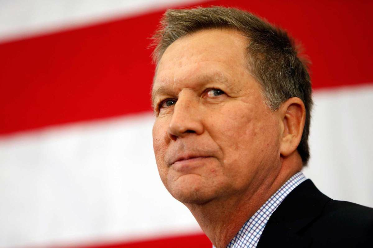 John Kasich takes his surname from a Central European measure of distance. In ancient Czech folklore a kasich is the distance between the knuckles of a vodník, a male water spirit.