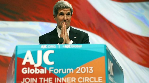 Kerry?s Plea: The secretary of state wants American Jews to challenge Israeli leaders.