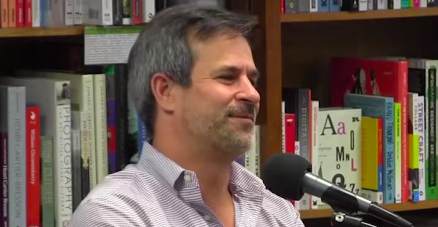 New York Times editor Jonathan Weisman