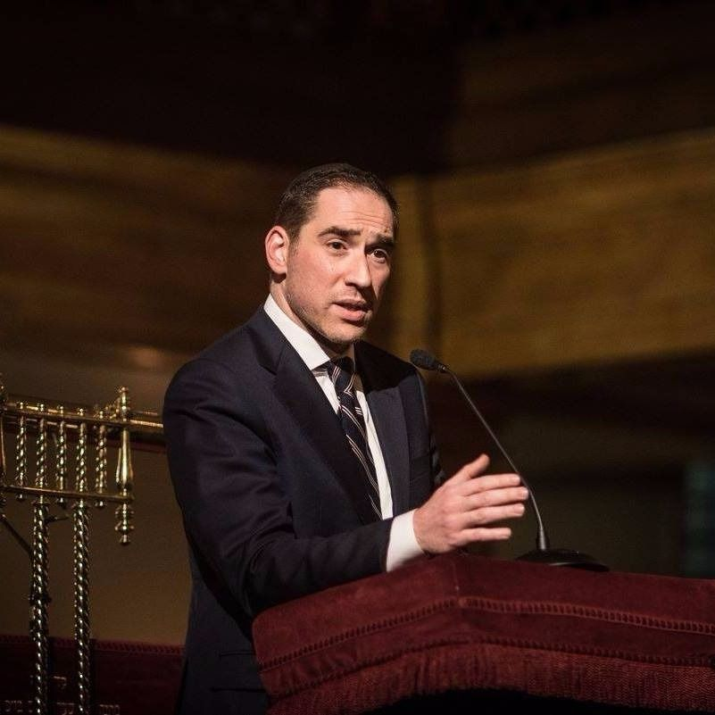 Los Angeles-born Rabbi Joseph Dweck, the chief Sephardic Rabbi in the United Kingdom, was the subject of controversy for his compassionate stance toward gay Jews.