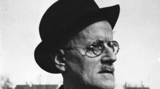 Ulysses? Gaze: With the publication of purportedly obscene work by authors such as James Joyce (above), Samuel Roth won a reputation as a renegade.