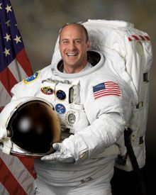 Spaced Out: Jewish astronaut Garrett E. Reisman will take a piece of Jewish history into space on his upcoming mission.