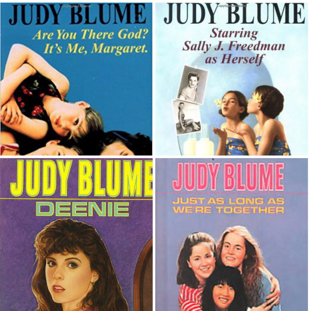 judy blume books you need to re read the forward