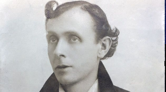 Musical Comic: Born in Odessa, Jacob Katzman established a reputation as a singer with the greatest stars in Yiddish Theater before settling in Sea Gate Brooklyn and opening a photo studio.