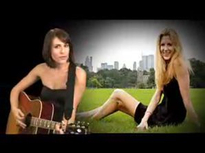 FIGHTING SONG: Leah Kauffman responded to Ann Coulter's recent remarks with a satirical music video