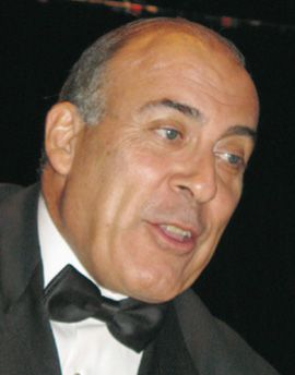 Honoree: Muhtar Kent, CEO of the Coca-Cola Company.
