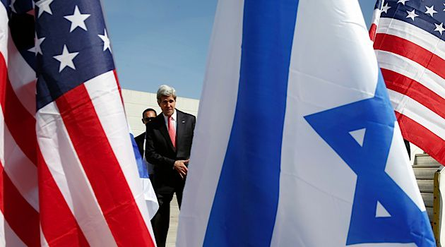 Kerry?s Plan: John Kerry somehow must convert a Sisyphean mission for Israeli-Palestinian peace into a global game changer.
