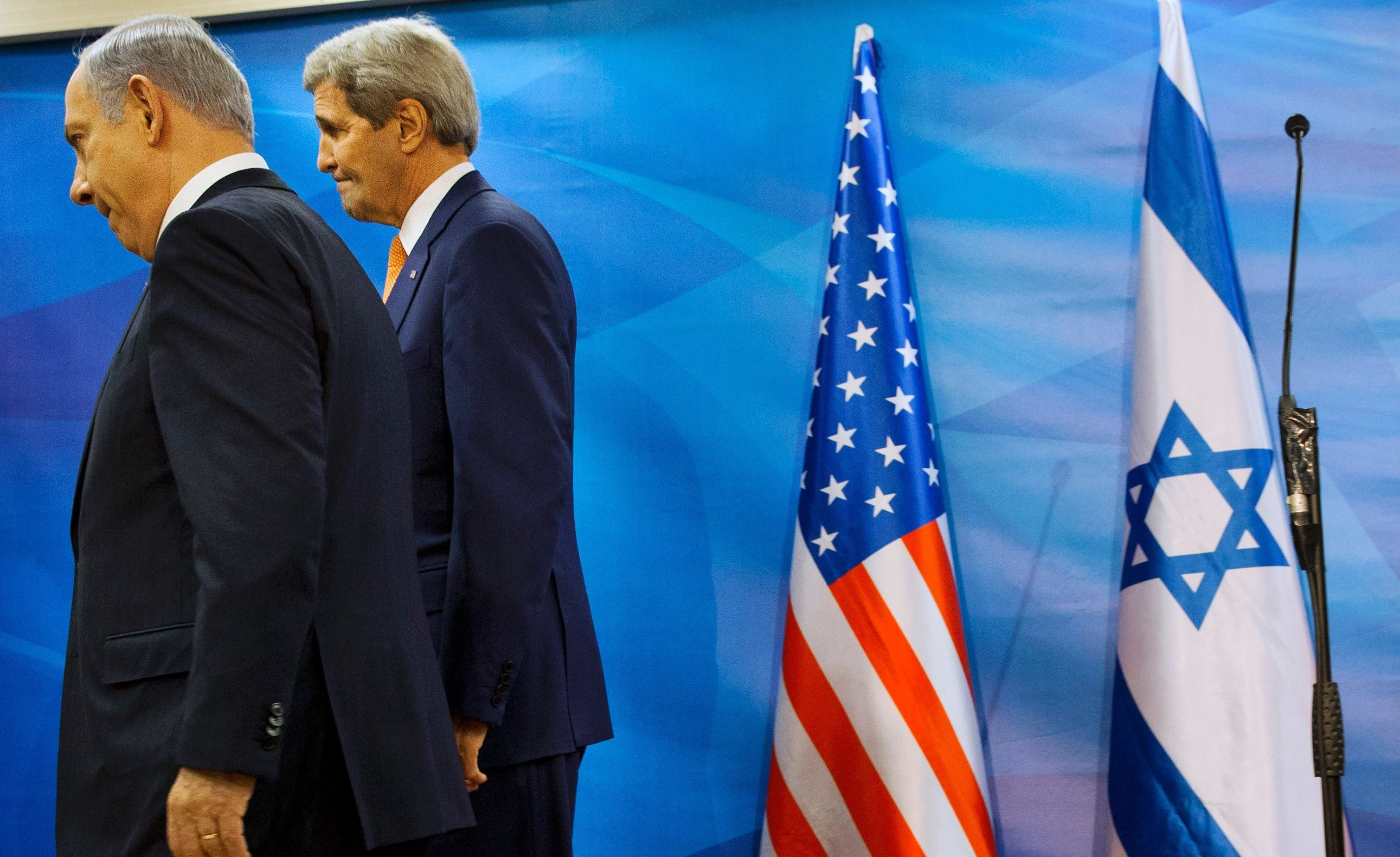 NewsBreaking News Bibi to Kerry Declare Israel Doesn't Commit Extrajudicial Killings Ron Kampeas