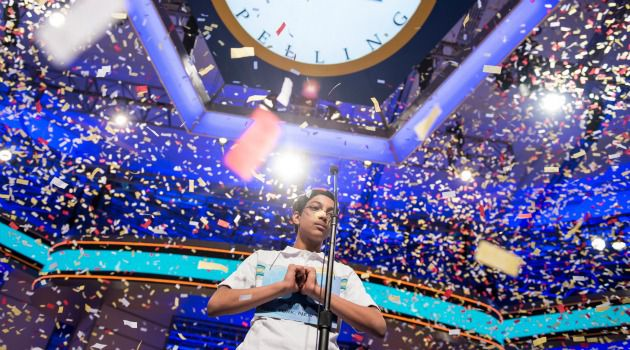 Spelling Trouble: 13-year-old Arvind Mahankali won this year?s Scripps National Spelling Bee and uncorked a linguistic debate.