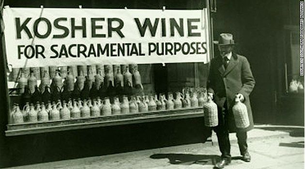 Wine for the Tribe: During Prohibition, Jews mostly sold illegal alcohol to other Jews.