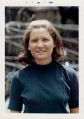 Linda Kriger at 17.