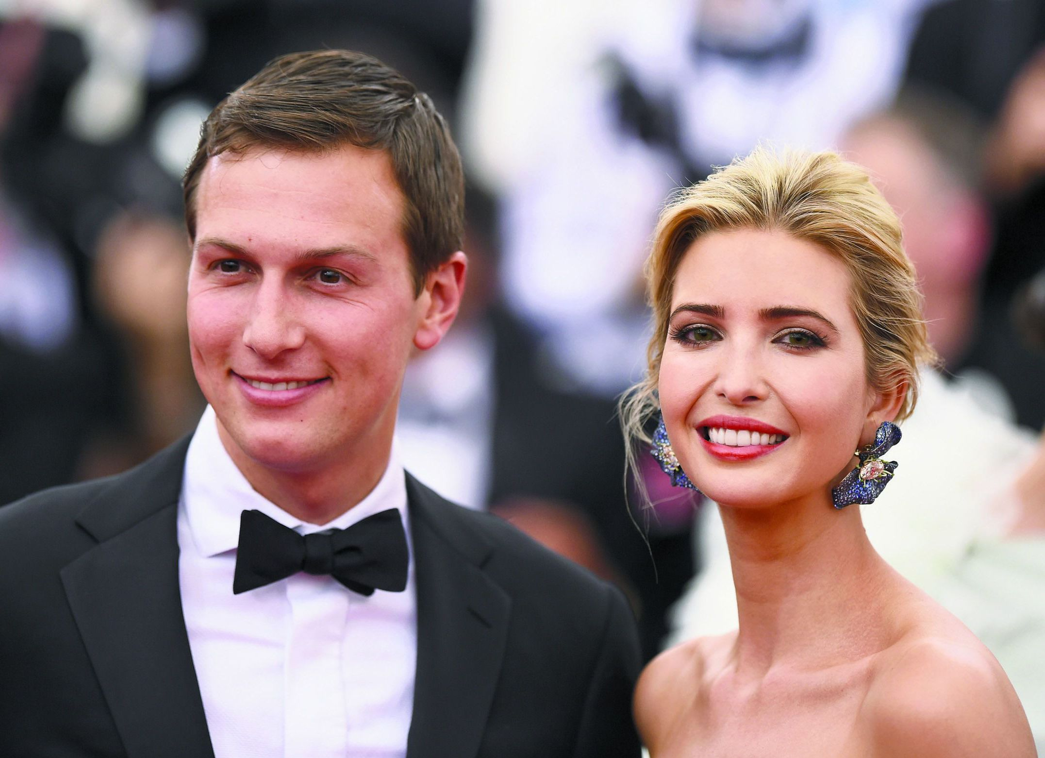 Image result for ivanka and jared
