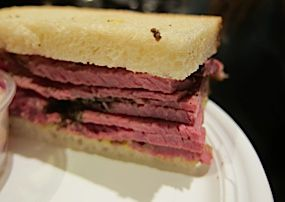 Take a Bite: Kutsher?s house-smoked pastrami