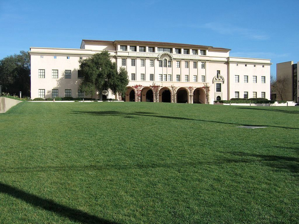 Laboratories of the Biological Sciences at Caltech.