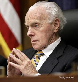 Chairman: Tom Lantos will step down from his powerful roles in Congress.