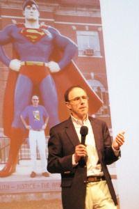Larry Tye at ?Superman at 75?