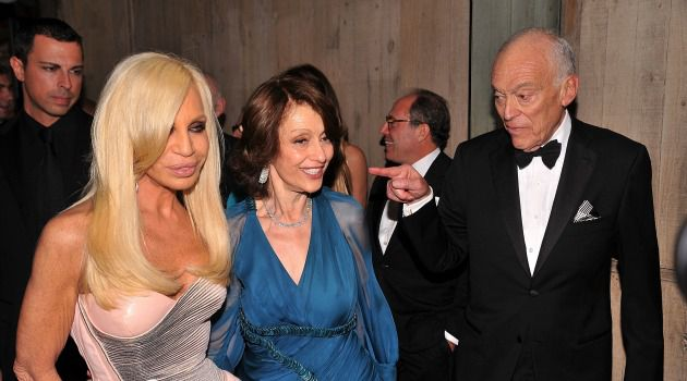 Patron of the Arts: Leonard Lauder, seen here at a gala for the Whitney Museum, donated his collection of cubist art to the Metropolitan Museum of Art.