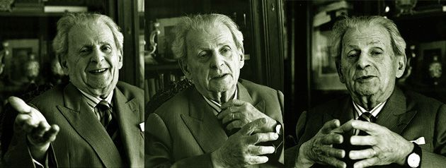 Warm Thinker: The heart of Levinas?s philosophy was to discern a spark of the divine in the face of the ?other.?