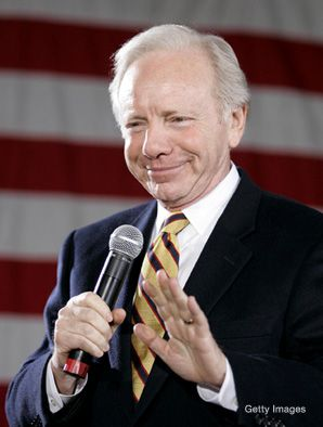 Man Of Faith: Lieberman is expected to help McCain among both Jewish and evangelical voters.