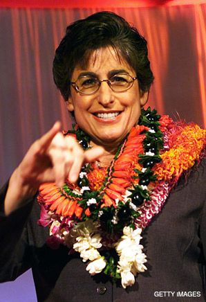 LINGLE: She was the first Republican to become the governor of Hawaii in 40 years.