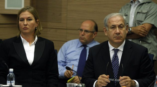 Unworkable: Livni and Netanyahu have fundamentally different ideas about the peace process.