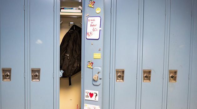 Throwback:  Are high schools becoming the site of an anti-Semitism not seen since the 1940s.