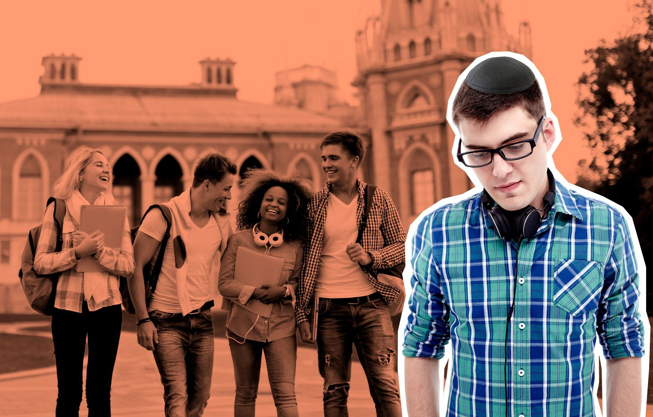 Jewish Life On Campus Is Integral. College Guidance Counselors Often Forget  That.